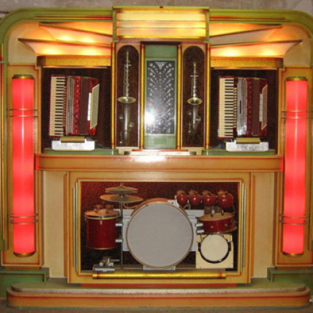Decap dance organ