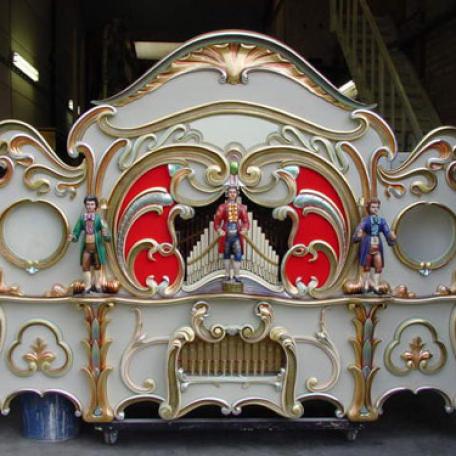 Bruder Fairground organ